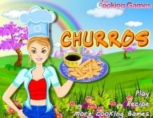 Hacer churros